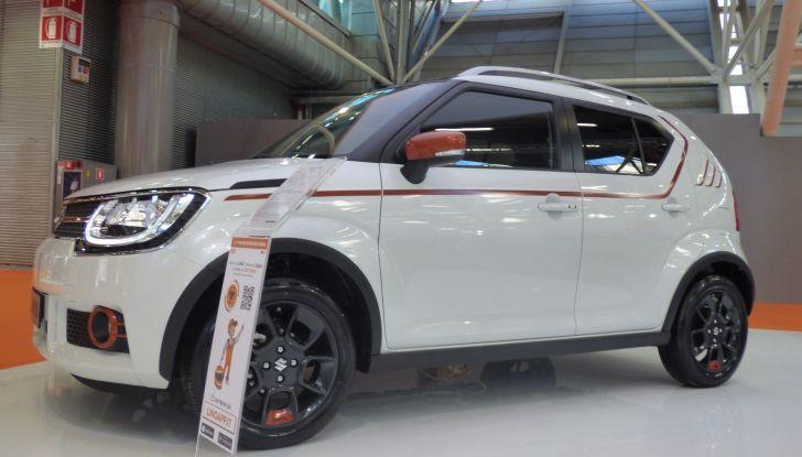 Nuova Suzuki Ignis 2017 - Foto 2 di 26