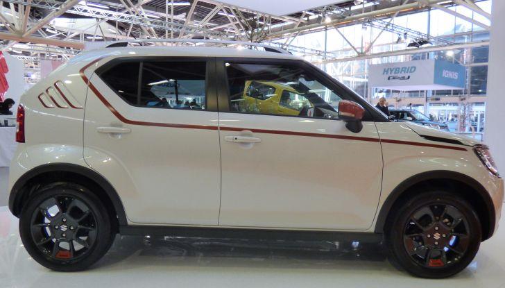 Nuova Suzuki Ignis 2017 - Foto 5 di 26