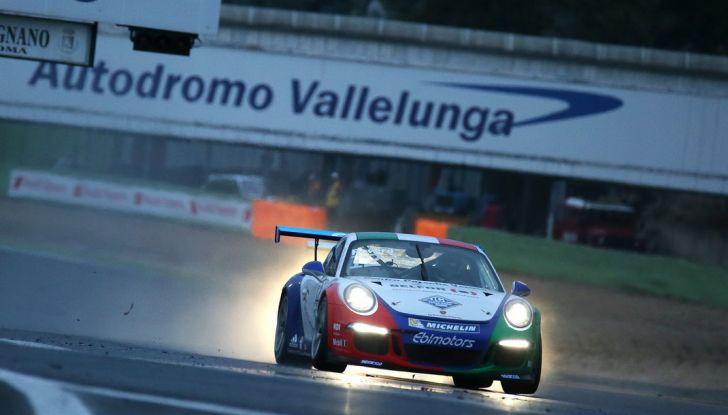 A Vallelunga doppietta di Ledogar nella Carrera Cup Italia - Foto 8 di 10