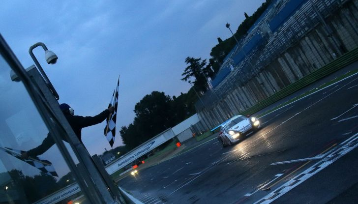 A Vallelunga doppietta di Ledogar nella Carrera Cup Italia - Foto 9 di 10