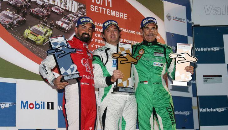 A Vallelunga doppietta di Ledogar nella Carrera Cup Italia - Foto 10 di 10