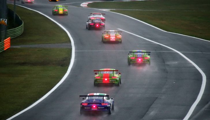 A Vallelunga doppietta di Ledogar nella Carrera Cup Italia - Foto 6 di 10