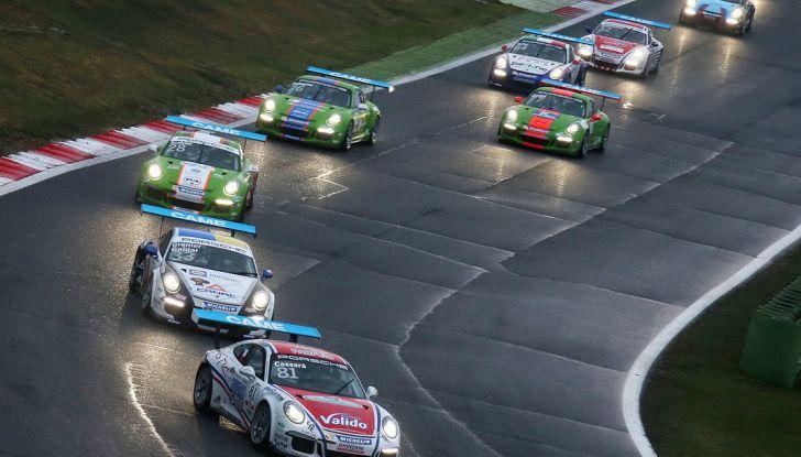 A Vallelunga doppietta di Ledogar nella Carrera Cup Italia - Foto 7 di 10