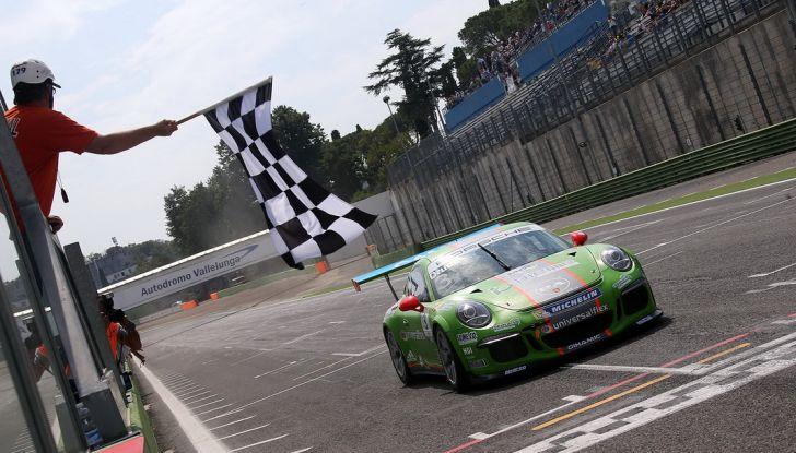 A Vallelunga Mattia Drudi si aggiudica la terza gara della Carrera Cup Italia - Foto 5 di 8
