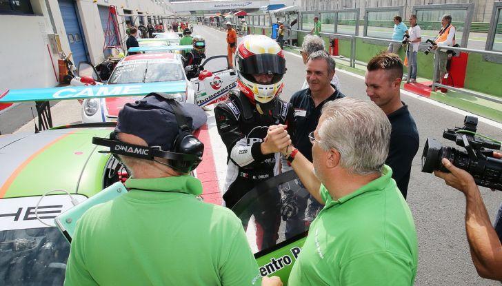 A Vallelunga Mattia Drudi si aggiudica la terza gara della Carrera Cup Italia - Foto 6 di 8