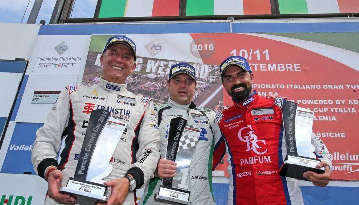 A Vallelunga Mattia Drudi si aggiudica la terza gara della Carrera Cup Italia - Foto 8 di 8