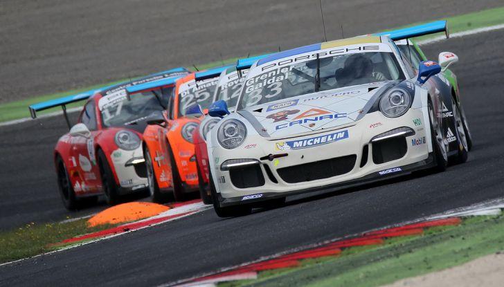 A Vallelunga Mattia Drudi si aggiudica la terza gara della Carrera Cup Italia - Foto 3 di 8