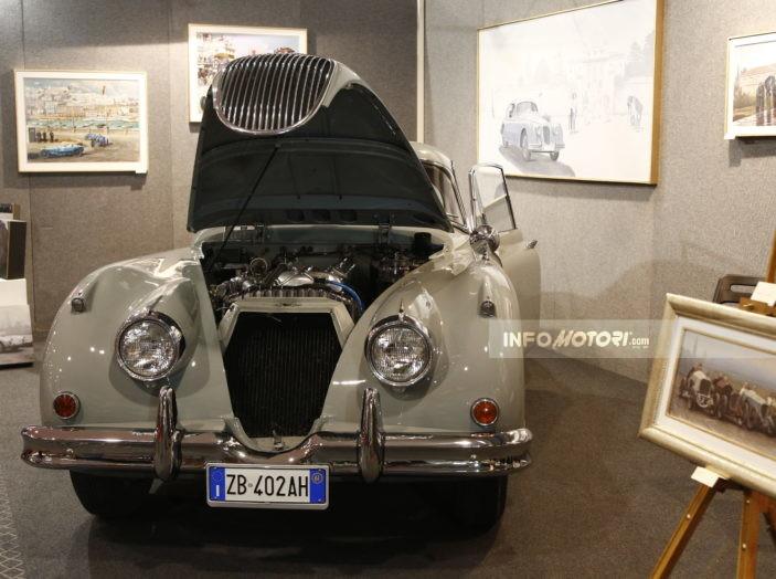 Il Vintage trionfa ad Auto e Moto d'Epoca Padova 2016 - Foto 36 di 39