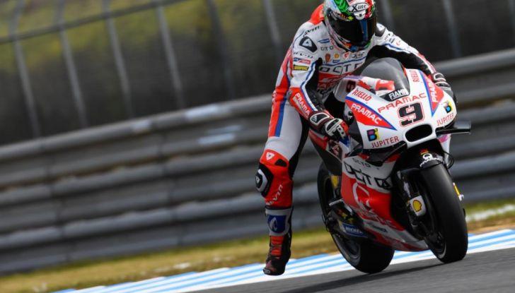 Risultati MotoGP 2016, Motegi: pole a Rossi, Marquez secondo - Foto 10 di 33