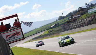 Carrera Cup Italia: al Mugello Drudi vince Gara 3 e De Giacomi è Campione della Michelin Cup