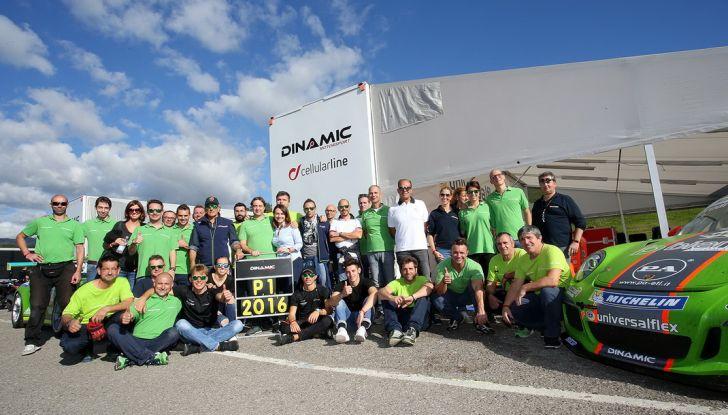 Carrera Cup Italia: al Mugello Drudi vince Gara 3 e De Giacomi è Campione della Michelin Cup - Foto 2 di 3