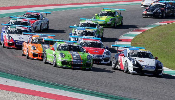 Carrera Cup Italia: al Mugello Drudi vince Gara 3 e De Giacomi è Campione della Michelin Cup - Foto 3 di 3