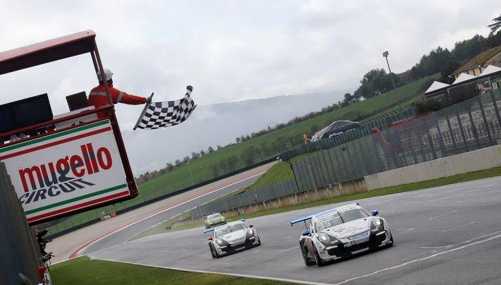 Al Mugello Grenier vince Gara 1, ma Ledogar è il nuovo campione della Carrera Cup Italia - Foto 5 di 9