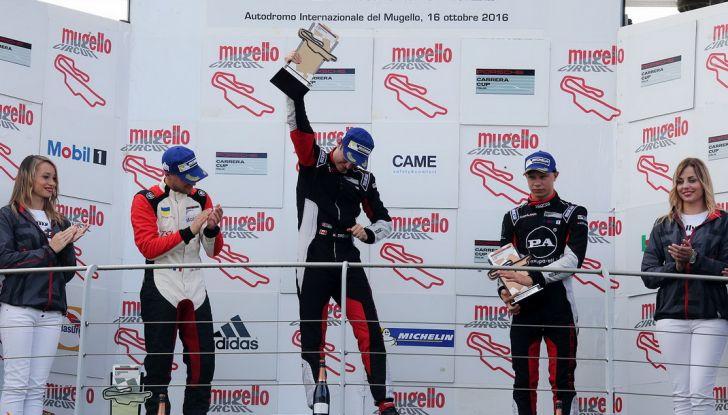 Al Mugello Grenier vince Gara 1, ma Ledogar è il nuovo campione della Carrera Cup Italia - Foto 7 di 9