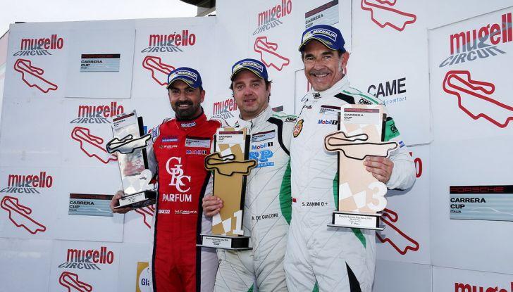 Al Mugello Grenier vince Gara 1, ma Ledogar è il nuovo campione della Carrera Cup Italia - Foto 8 di 9