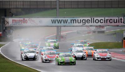 Al Mugello Grenier vince Gara 1, ma Ledogar è il nuovo campione della Carrera Cup Italia