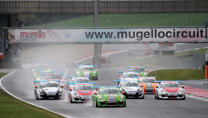 Al Mugello Grenier vince Gara 1, ma Ledogar è il nuovo campione della Carrera Cup Italia - Foto 1 di 9