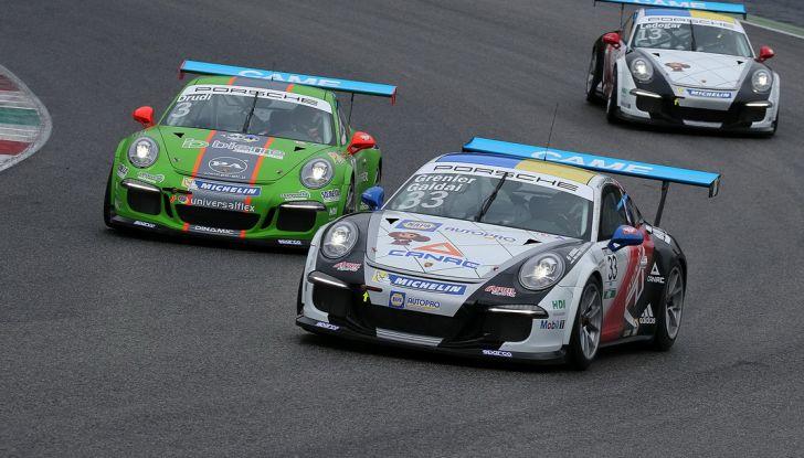 Al Mugello Grenier vince Gara 1, ma Ledogar è il nuovo campione della Carrera Cup Italia - Foto 2 di 9