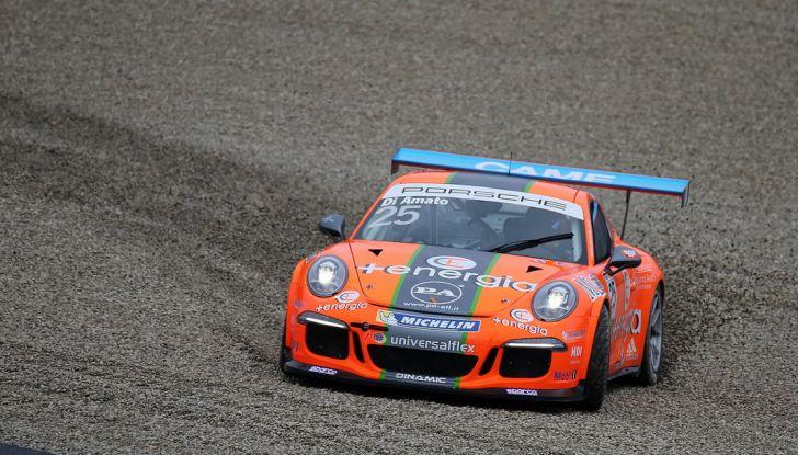 Al Mugello Grenier vince Gara 1, ma Ledogar è il nuovo campione della Carrera Cup Italia - Foto 3 di 9