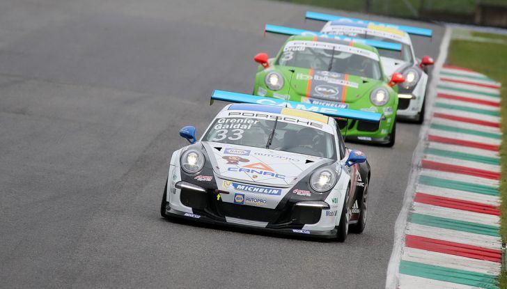 Al Mugello Grenier vince Gara 1, ma Ledogar è il nuovo campione della Carrera Cup Italia - Foto 4 di 9
