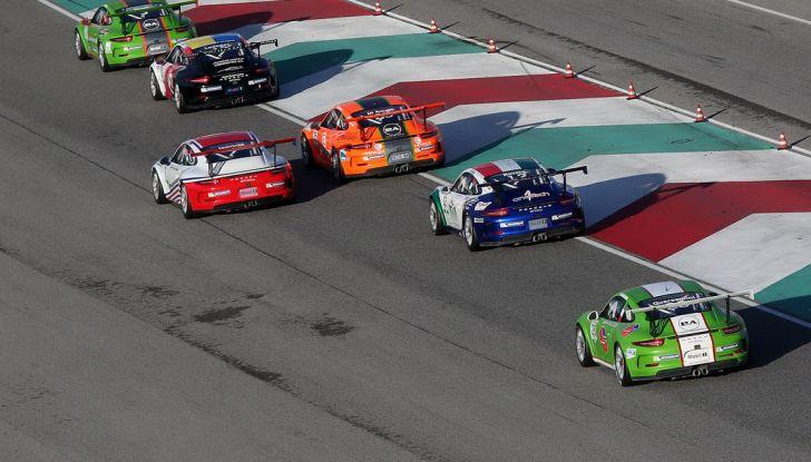 Al Mugello Ledogar si laurea campione della Carrera Cup Italia - Foto 2 di 8