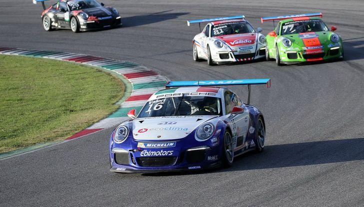 Al Mugello Ledogar si laurea campione della Carrera Cup Italia - Foto 4 di 8