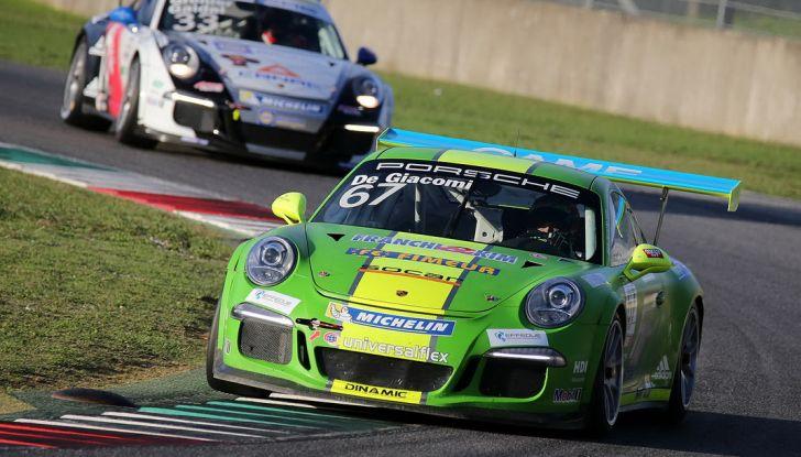 Al Mugello Ledogar si laurea campione della Carrera Cup Italia - Foto 6 di 8