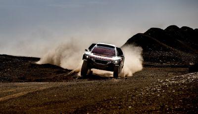 Peugeot 3008 DKR: doppietta e ora la Dakar