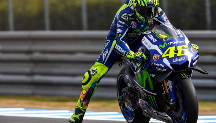 Risultati MotoGP 2016, Motegi: pole a Rossi, Marquez secondo - Foto 24 di 33