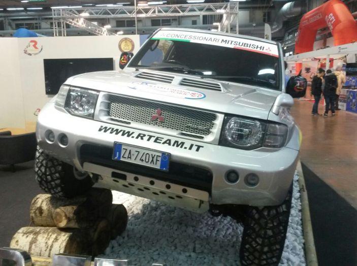 I fuoristrada più cattivi al 4×4 Fest di Carrara - Foto 16 di 23