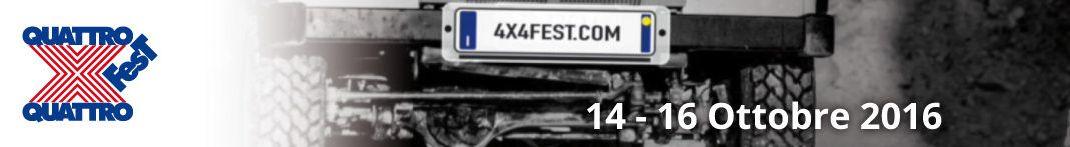4x4 Fest 2016 Marina di Carrara