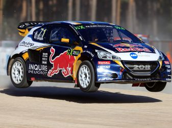 Peugeot 208 WRX all'attacco in Germania