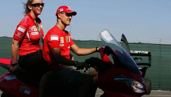 La collezione privata di Michael Schumacher gratuita e aperta a tutti - Foto 2 di 10