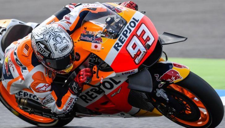 Risultati MotoGP 2016, Motegi: Lorenzo e Rossi out, Marquez è campione del mondo - Foto 28 di 33