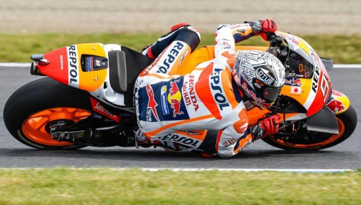 Risultati MotoGP 2016, Motegi: Lorenzo e Rossi out, Marquez è campione del mondo - Foto 29 di 33