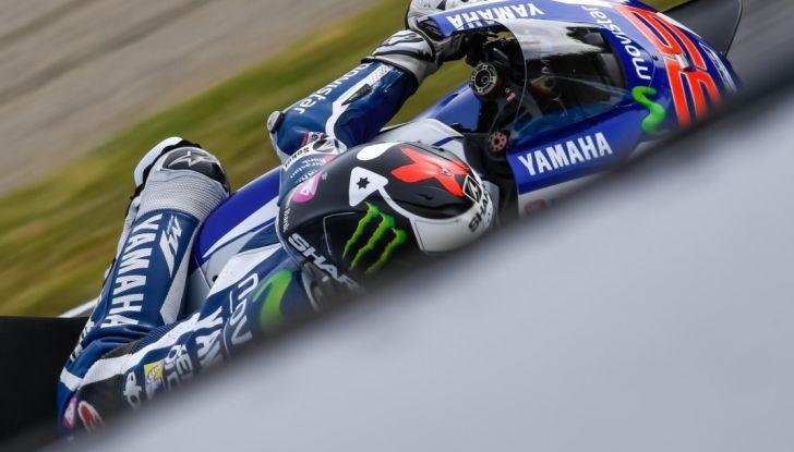 Risultati MotoGP 2016, Motegi: Lorenzo e Rossi out, Marquez è campione del mondo - Foto 33 di 33