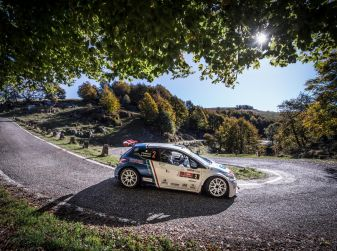 Rally Due Valli ad Andreucci