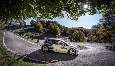Rally Due Valli ad Andreucci