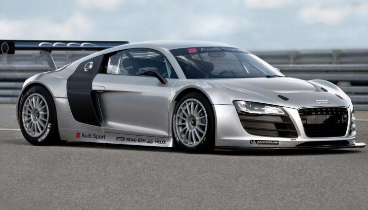 Audi rinuncia al WEC per correre in Formula E, ma non abbandona il DTM - Foto 5 di 11