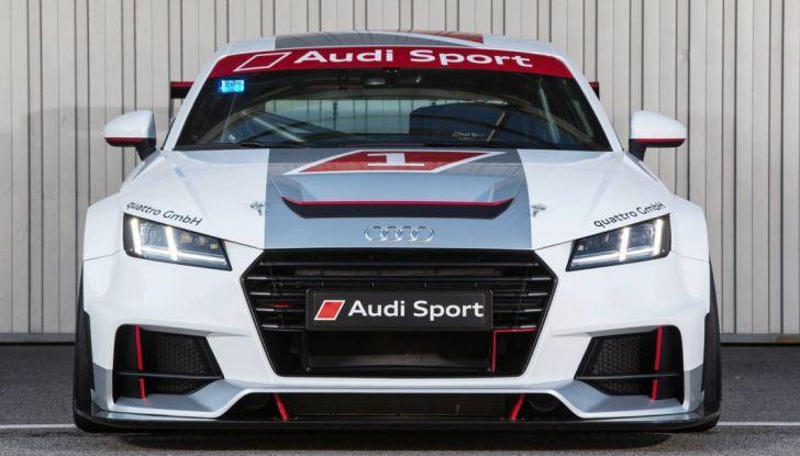 Audi rinuncia al WEC per correre in Formula E, ma non abbandona il DTM - Foto 11 di 11