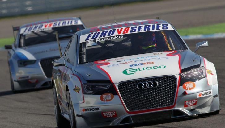 Audi rinuncia al WEC per correre in Formula E, ma non abbandona il DTM - Foto 6 di 11