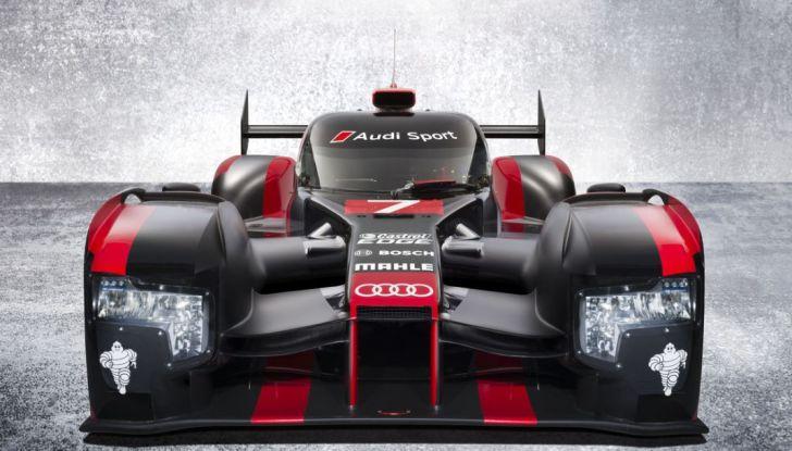 Audi rinuncia al WEC per correre in Formula E, ma non abbandona il DTM - Foto 8 di 11