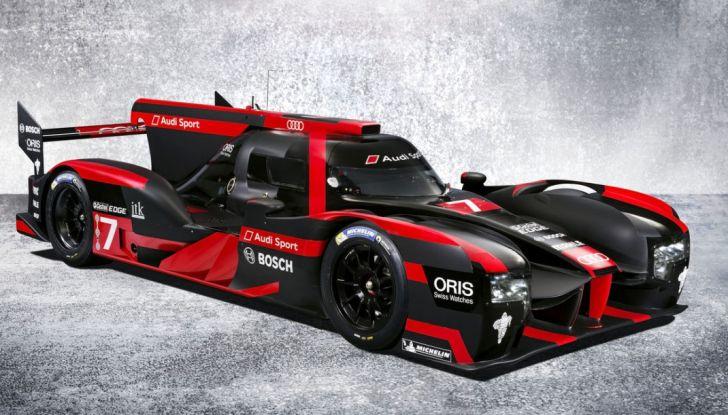 Audi rinuncia al WEC per correre in Formula E, ma non abbandona il DTM - Foto 2 di 11