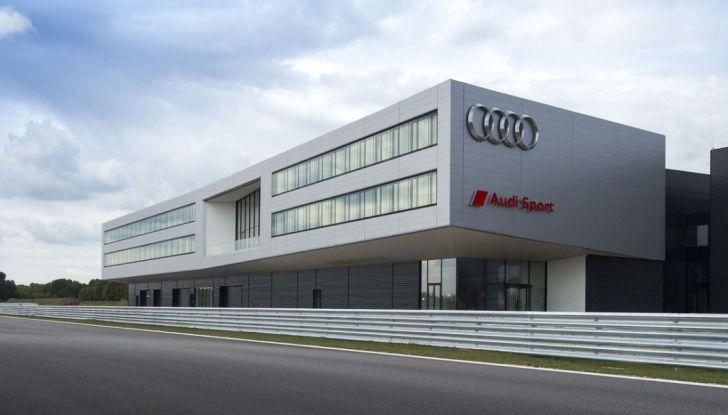 Audi rinuncia al WEC per correre in Formula E, ma non abbandona il DTM - Foto 9 di 11