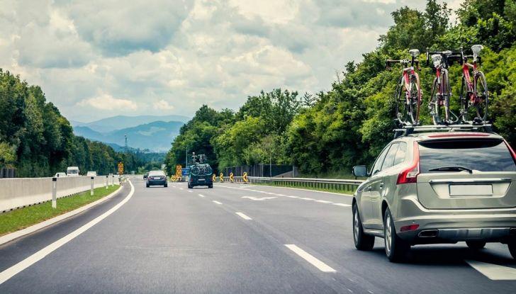 Le strade peggiori d'Italia nel 2018, A24 in testa precede Marghera  e Reggio Calabria - Foto 13 di 18