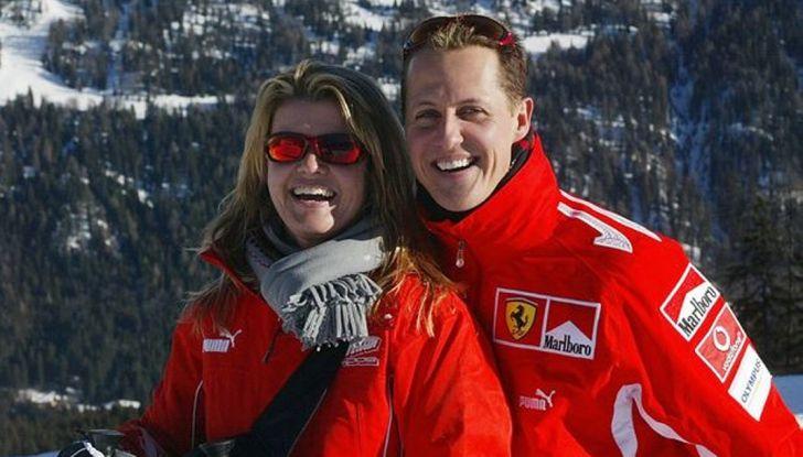 La collezione privata di Michael Schumacher gratuita e aperta a tutti - Foto 3 di 10