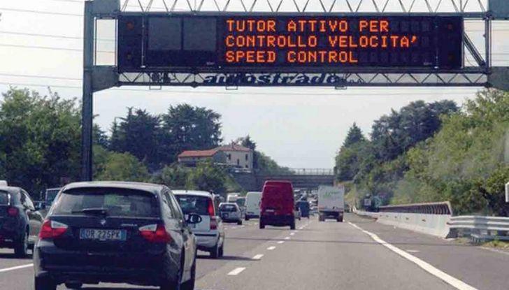 Tutor autostradali spenti, la sentenza è ufficiale - Foto 6 di 8