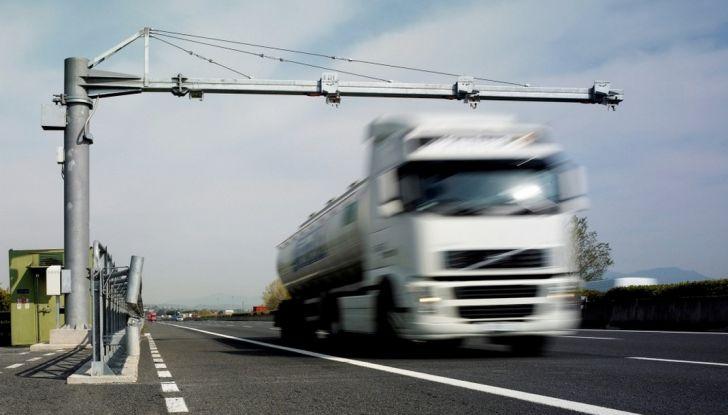 Come funziona il tutor in autostrada - Foto 3 di 8