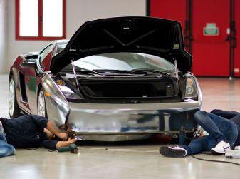 Come funziona la tecnica del car wrapping