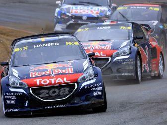 Mondiale Rallycross, l'Argentina sarà decisiva